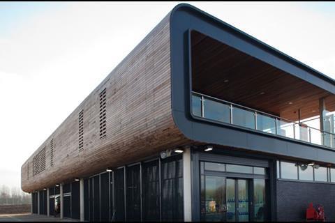 London 2012 Olympic canoe venue
